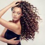 Use a Hair Mask on Curly Hair