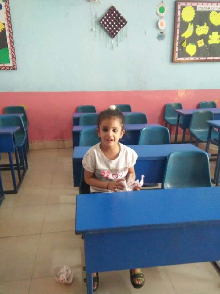 Fisrt Day In Black Arrow School