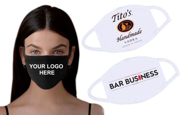 Face Mask For Brand Marketing