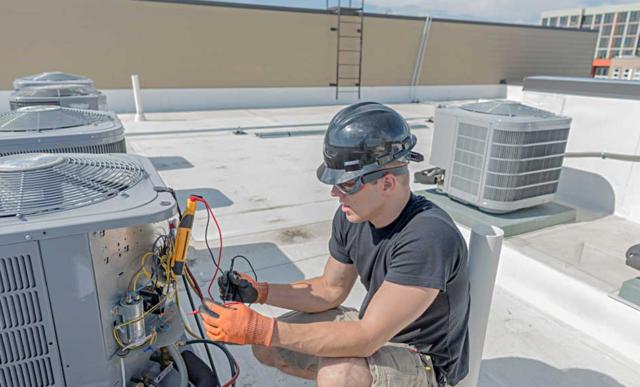 HVAC Repair Specialists