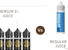 PREMIUM E-JUICE VS REGULAR E-JUICE WHICH ONE TO BUY