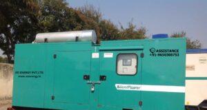 Used 62.5 kva Generator
