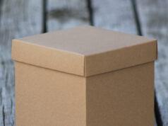 Cardboard custom cube boxes packaging solutions