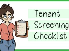 tenant-screening-checklist