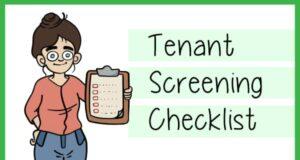 tenant-screening-checklist