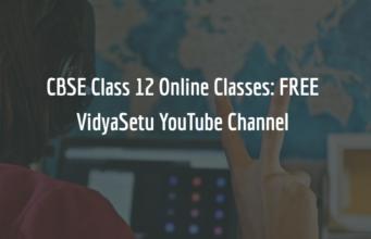 CBSE Class 12 Online Classes