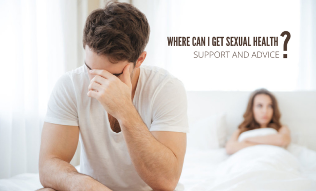 Where can I get sexual health Support and Advice