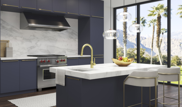 When Buying A Kitchen Faucet