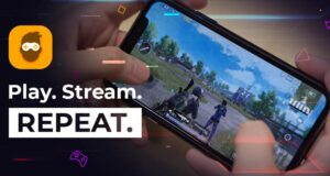 streaming mobile games